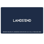 LANDS' END<sup>&reg;</sup> $25 Gift Card