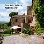 CASTEL MONASTERO Tuscan Retreat and Spa