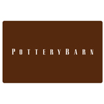 POTTERY BARN<sup>®</sup> $25 Gift Card